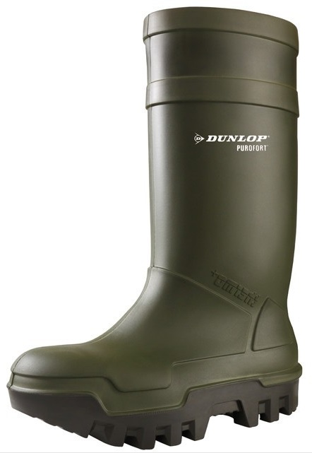 Dunlop purofort thermo+ full safety laars